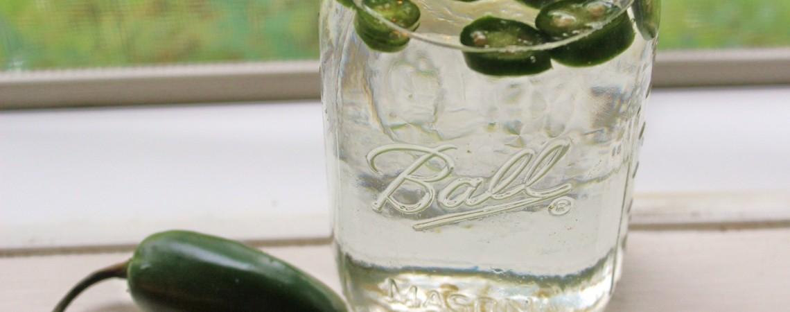 Jalapeño-Infused Tequila