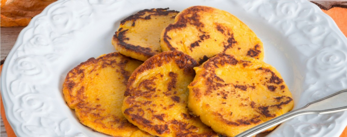 Paleo Coconut-Pumpkin Pancakes