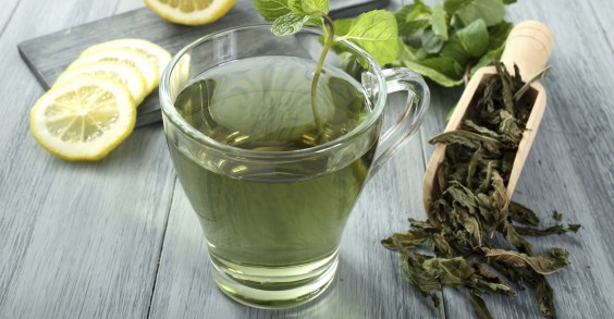 40 Ways to Reduce Stress: Green Tea