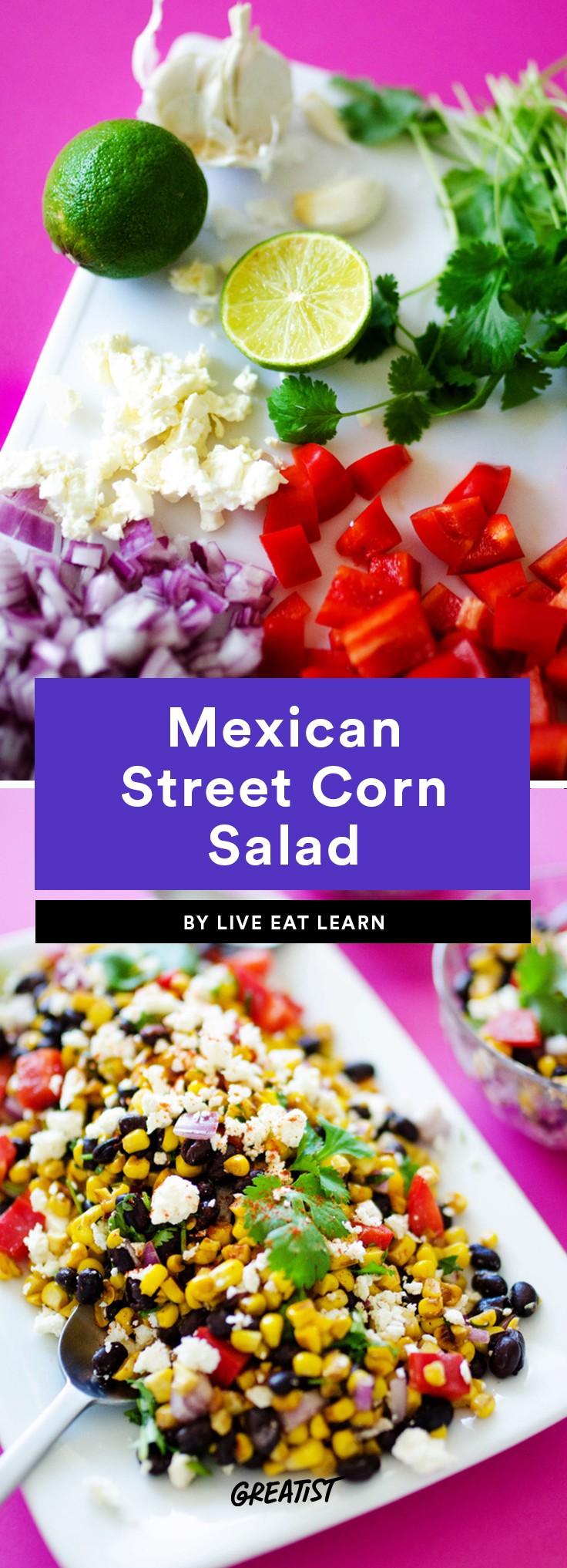 Street Corn Salad Recipe