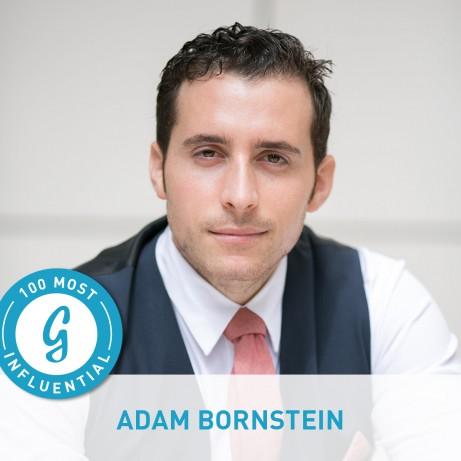 40. Adam Bornstein