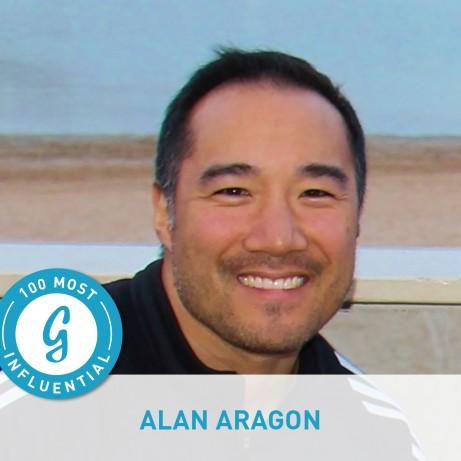 41. Alan Aragon