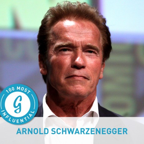 57. Arnold Schwarzenegger
