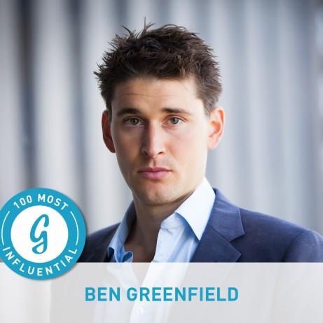 67. Ben Greenfield