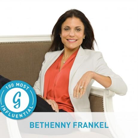 23. Bethenny Frankel