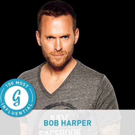 18. Bob Harper