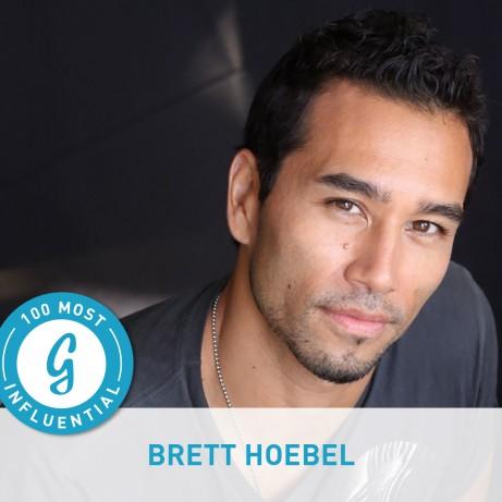 72. Brett Hoebel