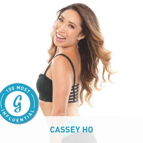 24. Cassey Ho