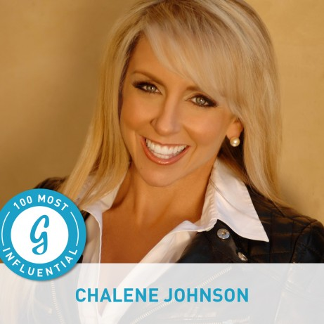 44. Chalene Johnson