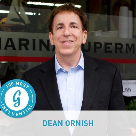 37. Dean Ornish, M.D.