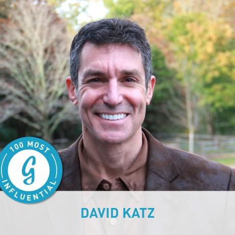21. David Katz, M.D., M.P.H.