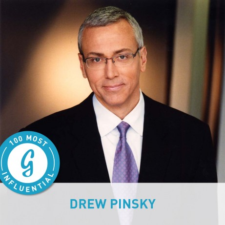 25. Drew Pinsky, M.D.