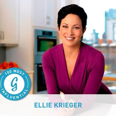 73. Ellie Krieger, R.D.