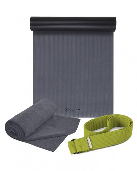Gaiam Athletic Yoga Set