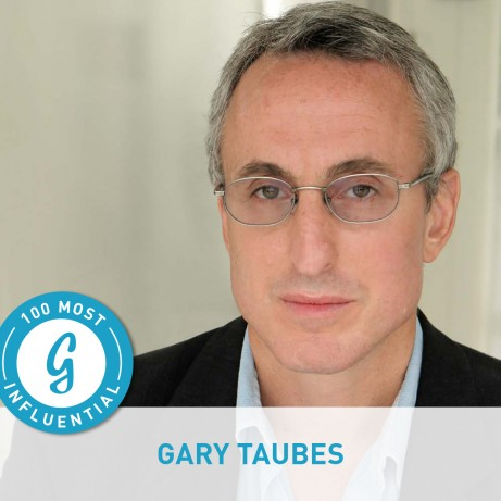 8. Gary Taubes