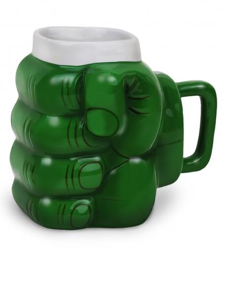 Don't Make Me Angry Fist Mug