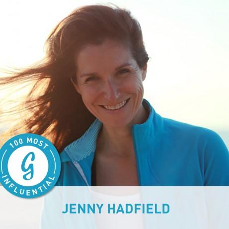 93. Jenny Hadfield
