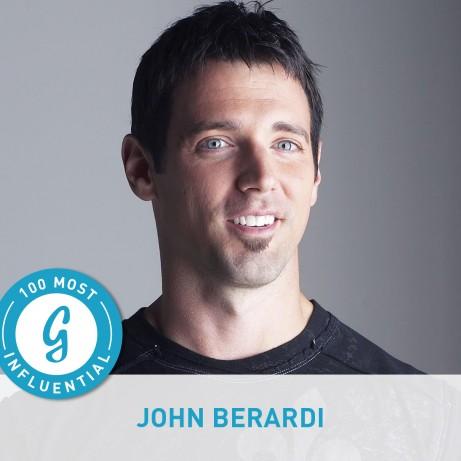 33. John Berardi, Ph.D.