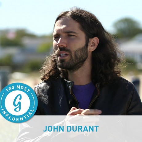 84. John Durant