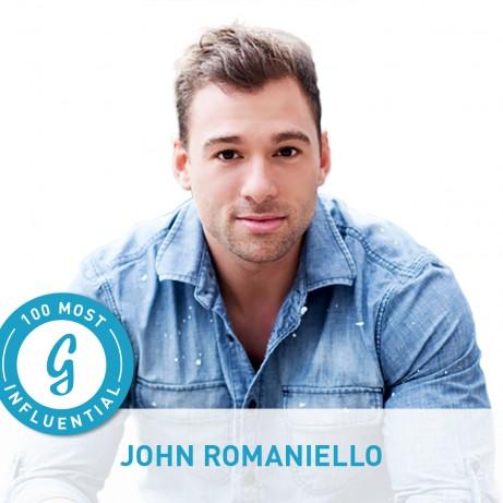59. John Romaniello