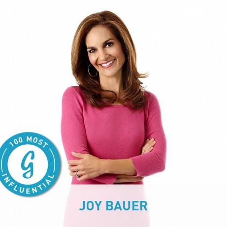 14. Joy Bauer, R.D.