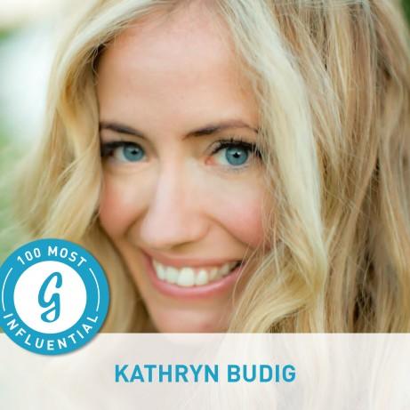 42. Kathryn Budig