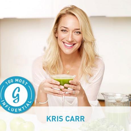 46. Kris Carr