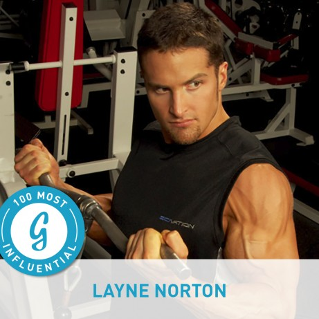 60. Layne Norton, Ph.D.