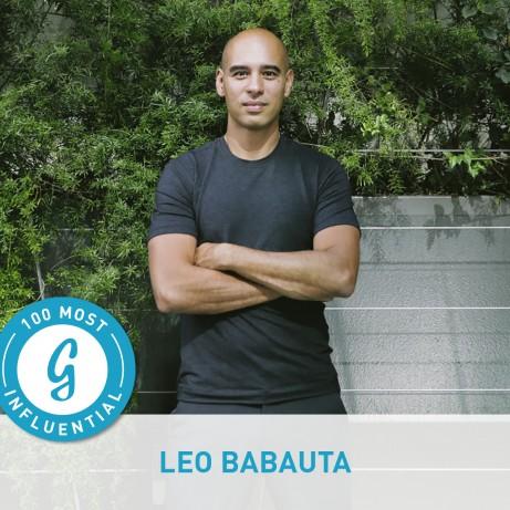 45. Leo Babauta