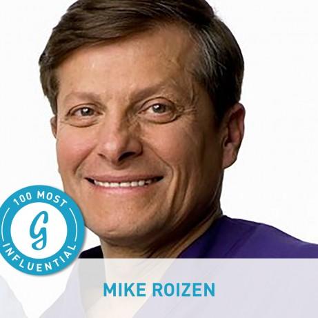 50. Mike Roizen, M.D.