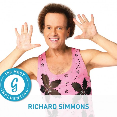 92. Richard Simmons