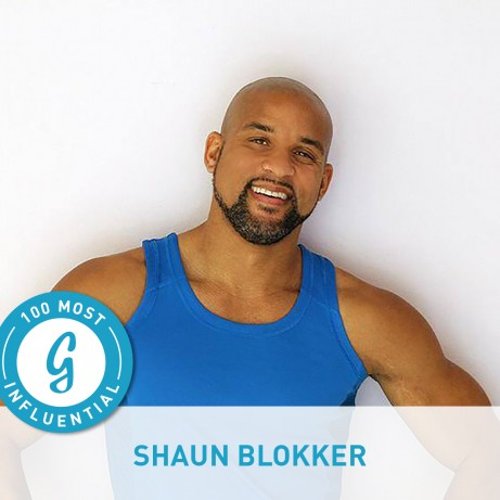 """19. Shaun """"T"""" Blokker"""