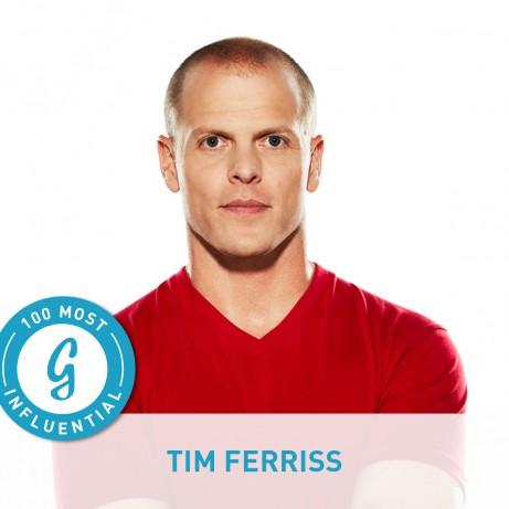 10. Tim Ferriss