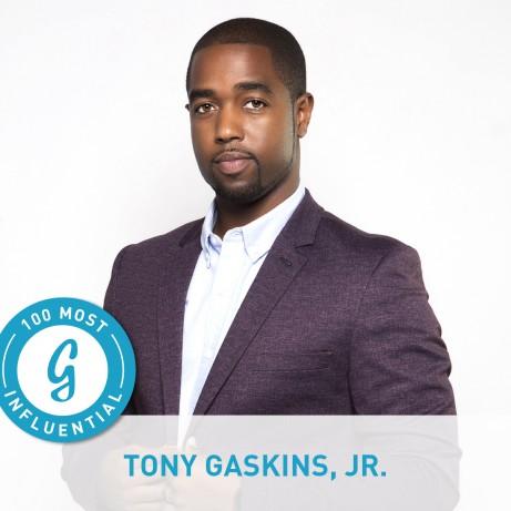 66. Tony Gaskins, Jr.