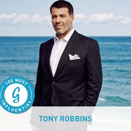 "26. Anthony ""Tony"" Robbins"