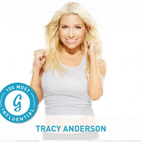 71. Tracy Anderson