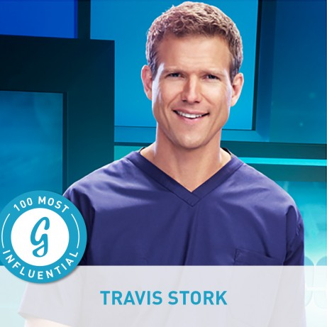 56. Travis Stork, M.D.