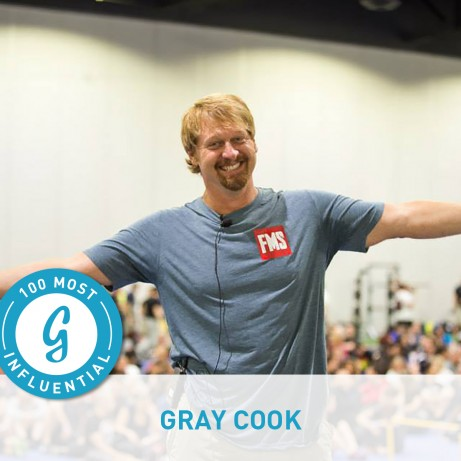 90. Gray Cook