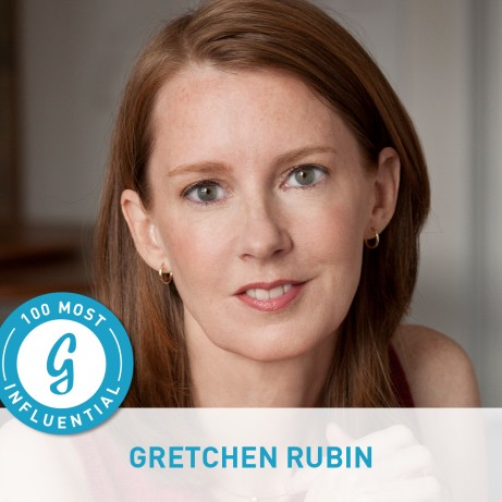 68. Gretchen Rubin