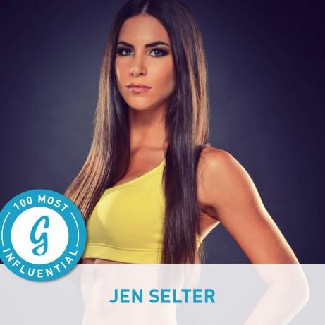 28. Jen Selter