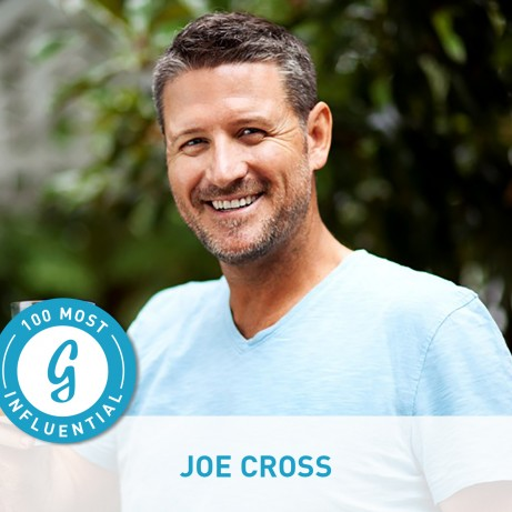 30. Joe Cross