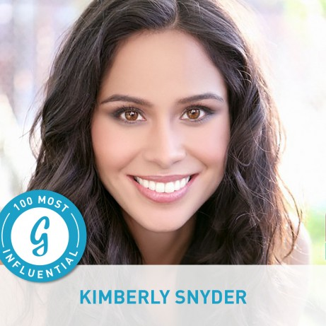 48. Kimberly Snyder, C.N.