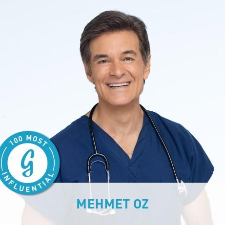 2. Mehmet Oz, M.D.
