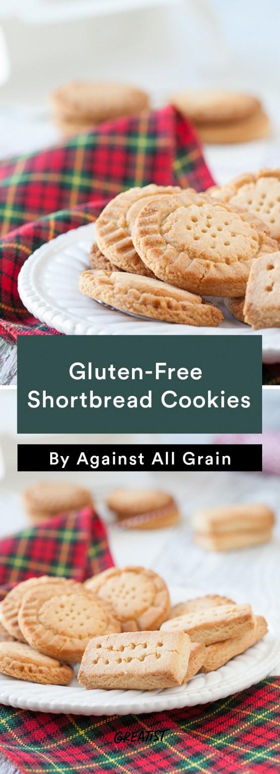 against all grain: shortbread