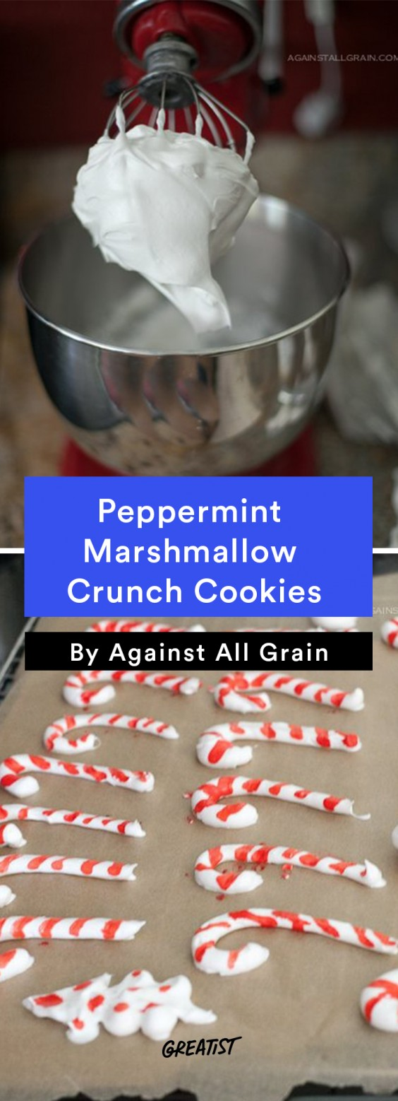 against all grain: Marshmallow