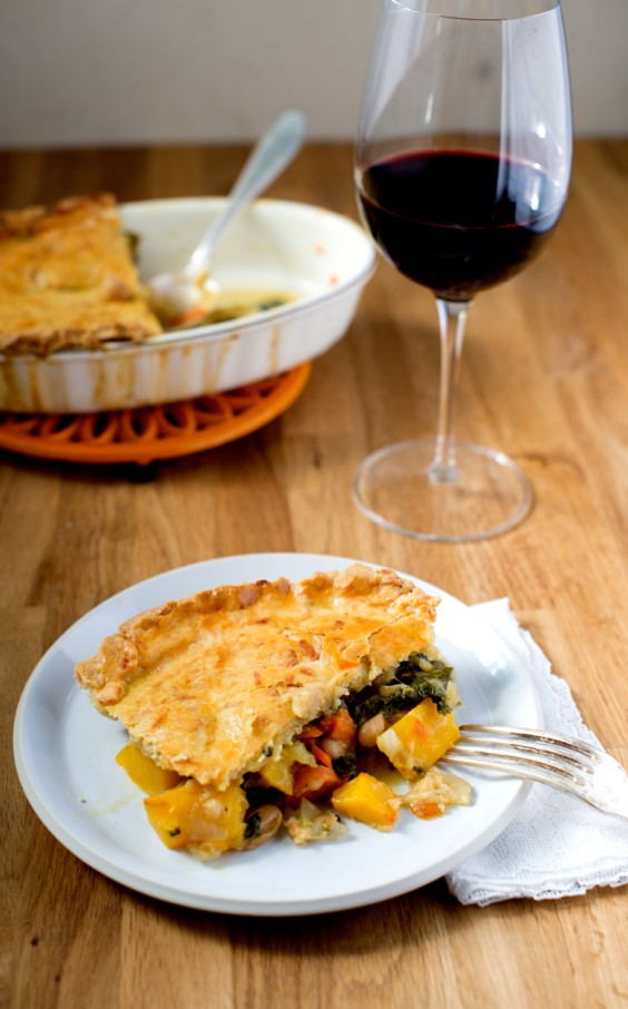 Vegetarian thanksgiving recipes 33 meals made with real food not vegetarian pot pie forumfinder Gallery