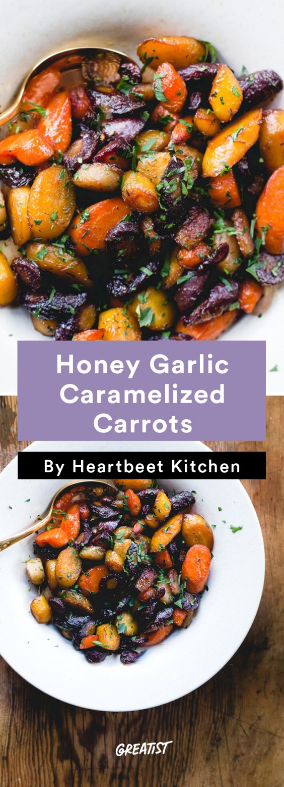 heartbeet kitchen: Caramelized Carrots
