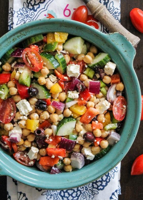 Mediterranean diet recipes that make healthy eating easy greatist - Healthy greek recipes for dinner mediterranean savour ...