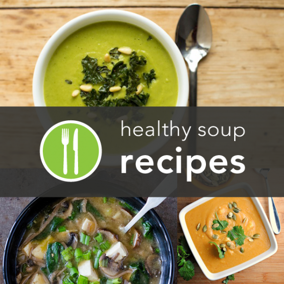 10 Healthy Soup Recipes From Around The Web
