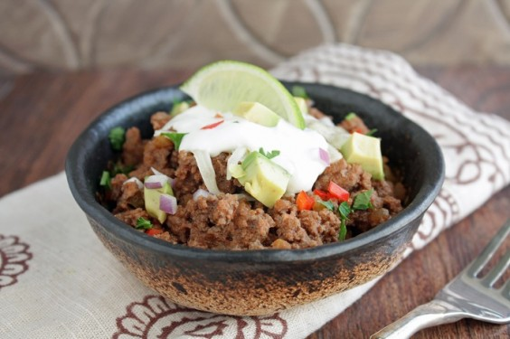25. Low-Carb Chili